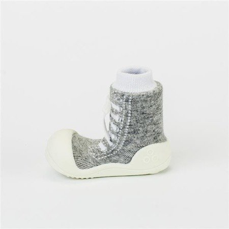 Attipas Grey Sneakers Toddler Shoes AS07