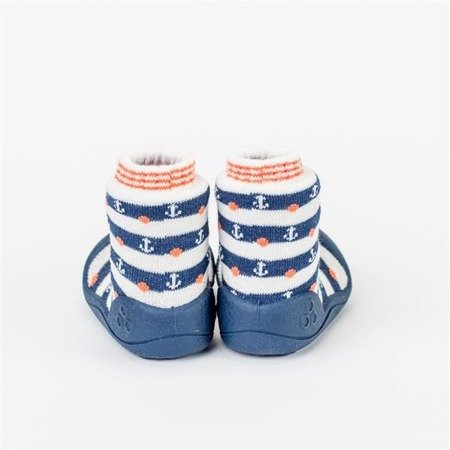 Attipas Navy Marine Arrow Toddler Shoes AM03