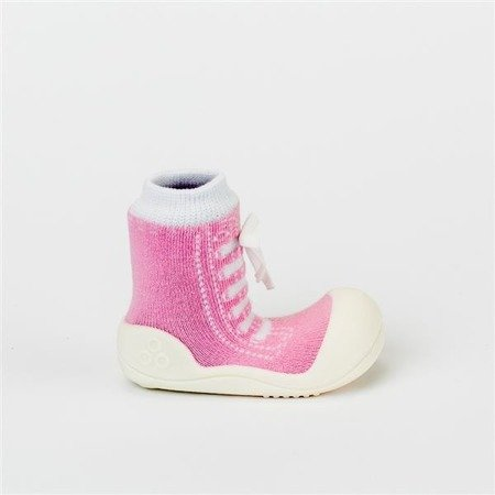 Attipas Pink Sneakers Toddler Shoes AS06