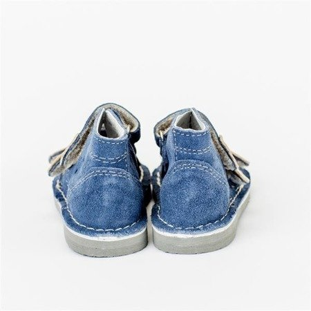 DANIEL JEANS LEATHER SHOES WZ S104